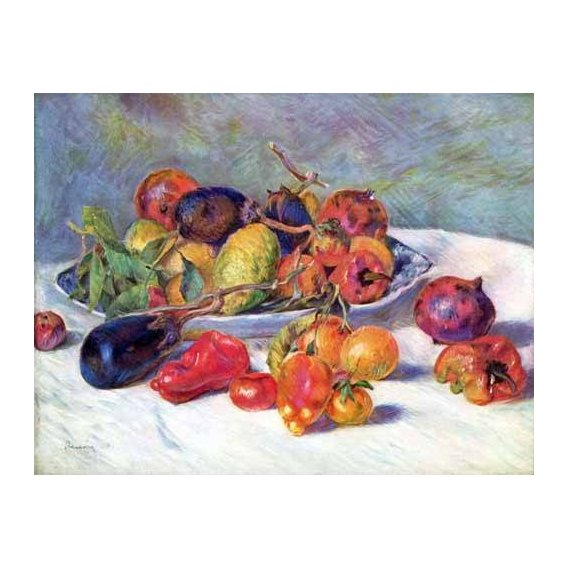 quadros decorativos - Quadro -Frutos del Mediterraneo -