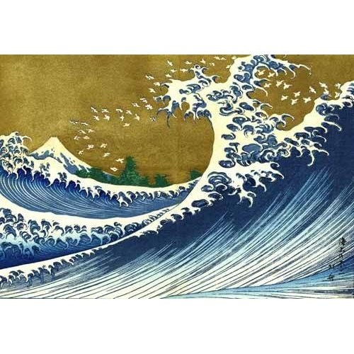 Tableau -Grande Vague-