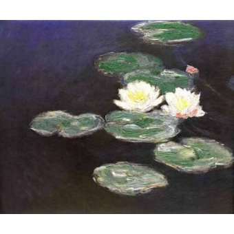 Tableau -Nympheas (Waterlilies)-