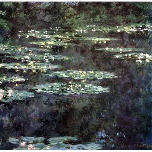 Tableau -Nymphéas, 1904-