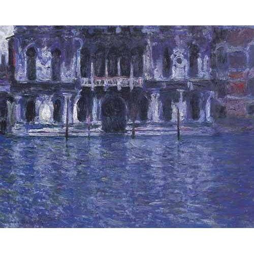 Tableau -Le Palazzo Contarini-