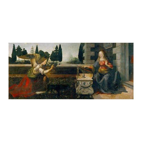 imagens religiosas - Quadro -La Anunciación-