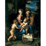 Tableau -La Sagrada Familia de la Perla-