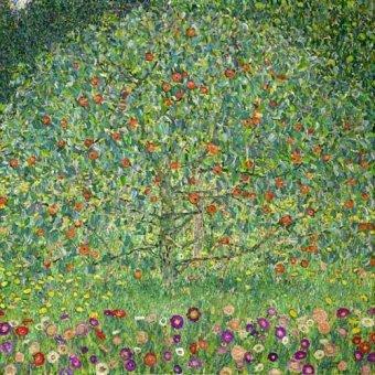 - Tableau -Le pommier, 1912- - Klimt, Gustav