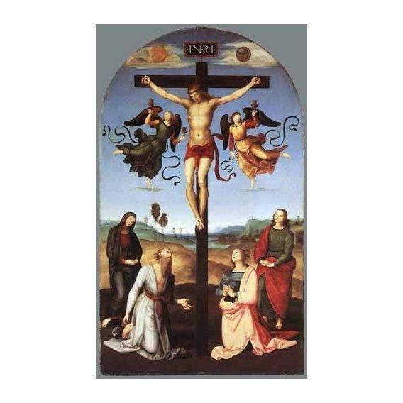 imagens religiosas - Quadro -Crucifixion-
