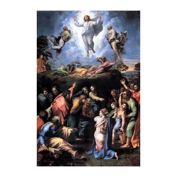 imagens religiosas - Quadro -The Transfiguration-