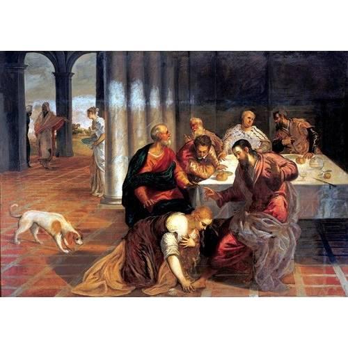 Tableau -La conversión de Magdalena-