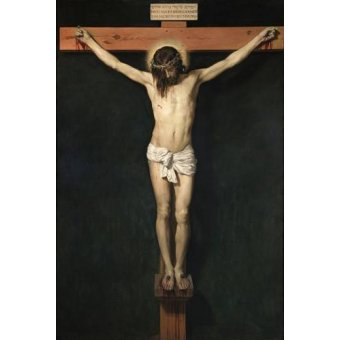 Tableaux religieuses - Tableau -Cristo Crucificado- - Velazquez, Diego de Silva