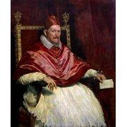 Tableau -Retrato del Papa Inocencio-