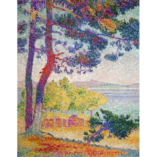 Tableau -Afternoon at Pardigon, 1907-