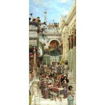 - Tableau -Primavera- - Alma-Tadema, Lawrence