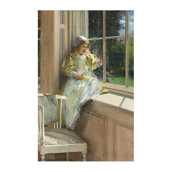 pinturas do retrato - Quadro -Sunshine-