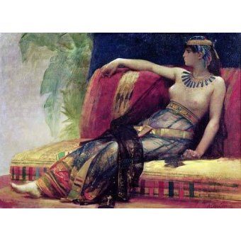 Tableau -Cleopatra (69-30 BC)-