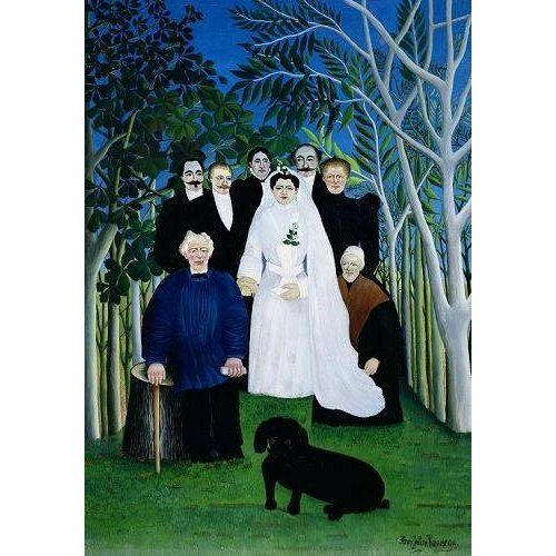 Tableau -The Wedding Party, 1904-05-