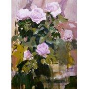 Tableau -Des roses-
