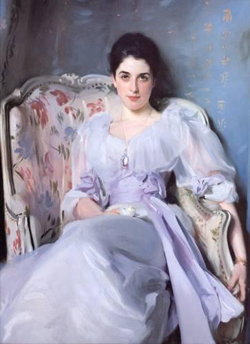 tableaux-de-personnages - Tableau -Lady Agnew- - Sargent, John Singer