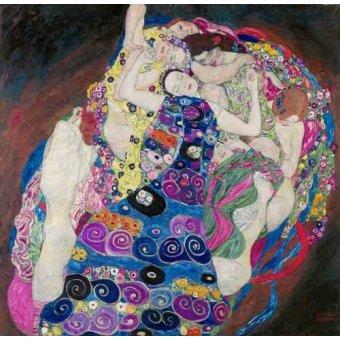 - Tableau -Les Vierges, 1913- - Klimt, Gustav
