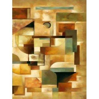 Tableaux modernes - Tableau -Moderno CM1279b- - Medeiros, Celito