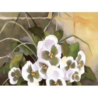 Tableaux de Fleurs - Tableau -Moderno CM1330- - Medeiros, Celito