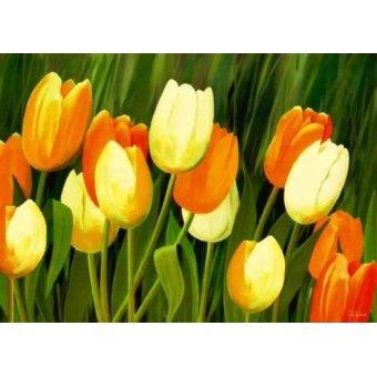 Tableaux de Fleurs - Tableau -Moderno CM1357- - Medeiros, Celito