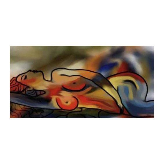 pinturas modernas - Quadro -Moderno CM1640-