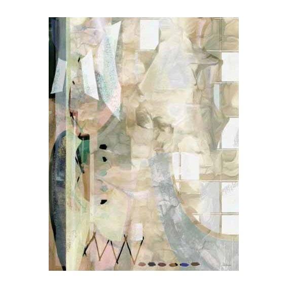 pinturas abstratas - Quadro -Moderno CM1796-