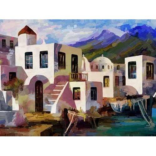 pinturas modernas - Quadro -Moderno CM1926-