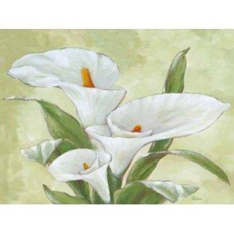 Tableaux de Fleurs - Tableau -Moderno CM2067- - Medeiros, Celito