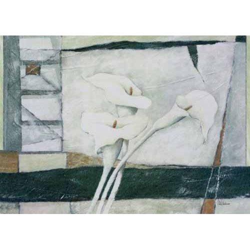 pinturas abstratas - Quadro -Moderno CM2300-