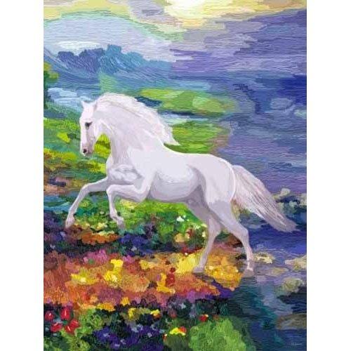 Tableau -Moderno CM2458- (caballos)