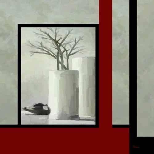 naturezas mortas - Quadro -Moderno CM3334-