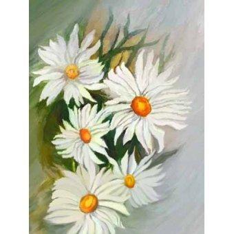 Tableaux de Fleurs - Tableau -Moderno CM3757- - Medeiros, Celito
