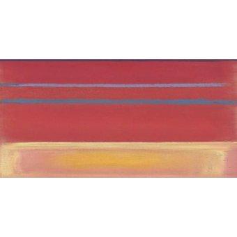 Tableaux abstraits - Tableau -Abstrait M_R_0- - Molsan, E.
