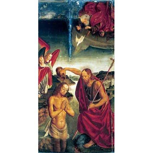 Tableau -Bautismo De Cristo-
