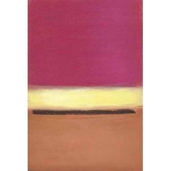 Tableaux abstraits - Tableau -Abstrait M_R- - Molsan, E.