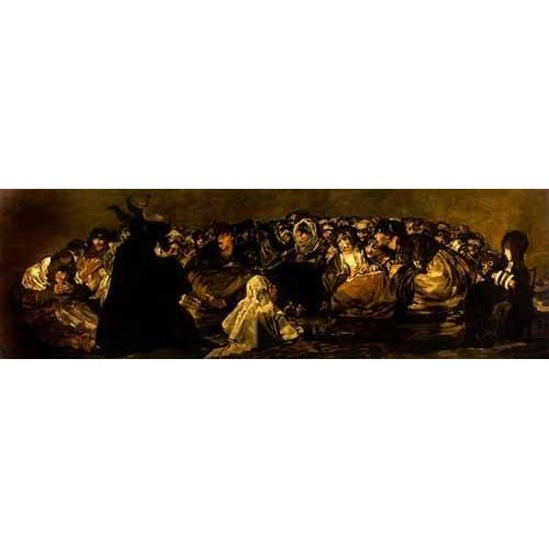 Tableau -El Aquelarre: El Gran cabrón-