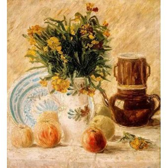 Tableaux nature morte - Tableau -Nature morte, 1887- - Van Gogh, Vincent