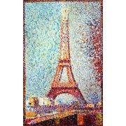 Tableau -La Torre Eiffel-