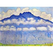 Tableau -Landscape in the Berne Oberland-