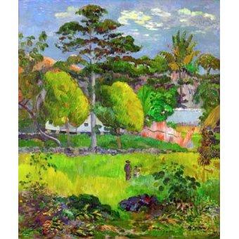 Tableau -Landscape (Paysage) 1891-