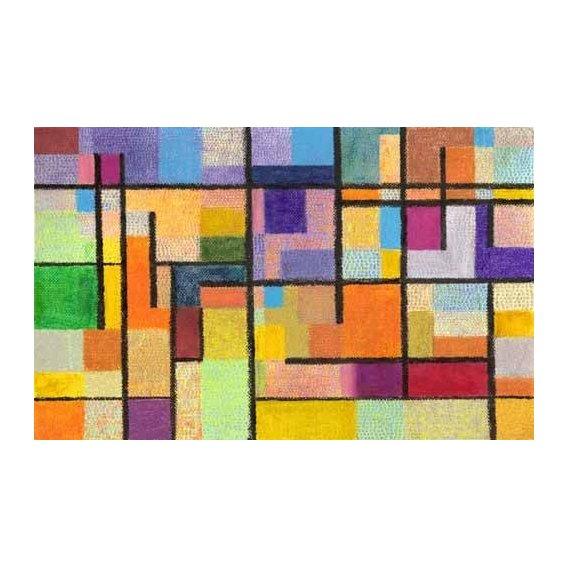pinturas abstratas - Quadro -Abstracto M_K_1-