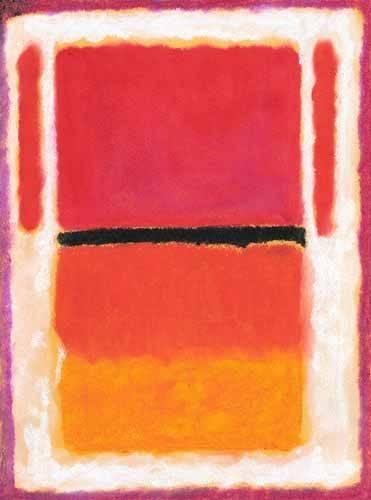 tableaux-abstraits - Tableau -Abstrait M_R_71- - Molsan, E.