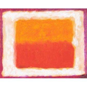 Tableaux abstraits - Tableau -Abstrait M_R_72- - Molsan, E.