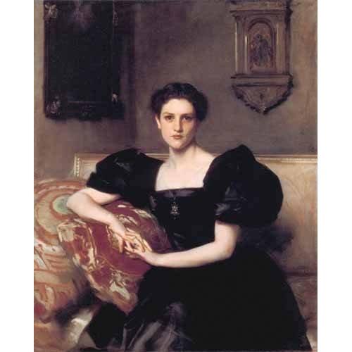 Tableau -Retrato de Elizabeth Winthrop Chanler-