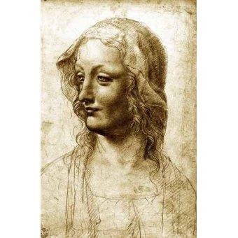 Tableau -Cara de una mujer-