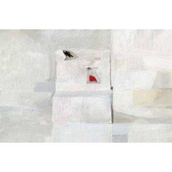 - Tableau -Abstrait Greys (III)- - Vicente, E. Ricardo