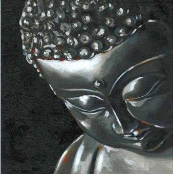 Tableaux de Personnages - Tableau -Buda (I)- - Vicente, E. Ricardo