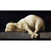 Tableau -Agnus Dei, 1635-40-