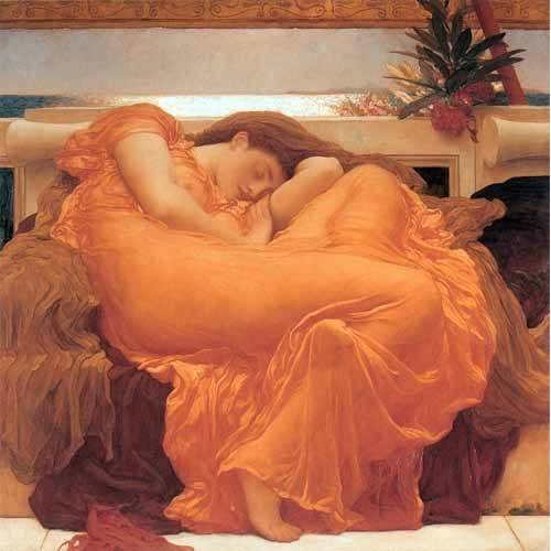 Tableau -June flamboyante, 1893-