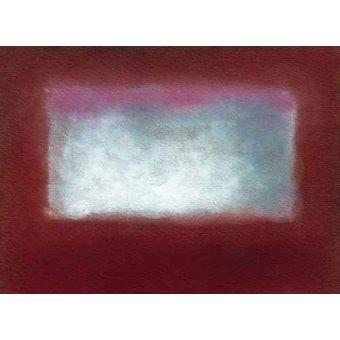 Tableaux abstraits - Tableau -Abstrait M_R_22_m- - Molsan, E.